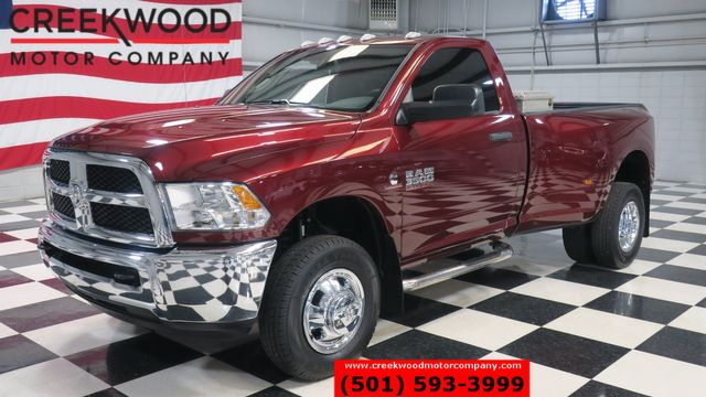 2016 Ram 3500 Dodge Tradesman 4x4 Diesel Dually 6spd Manual 1 Owner