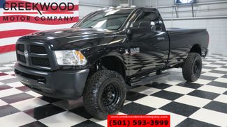 2016 Ram 3500 Dodge SRW 2500 Regular Cab 4x4 Diesel Long bed Lifted in Searcy, AR 72143