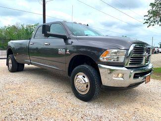 2016 Ram 3500 Lone Star Crew Cab 4x4 6.7L Cummins Diesel Auto Dually in Sealy, Texas 77474