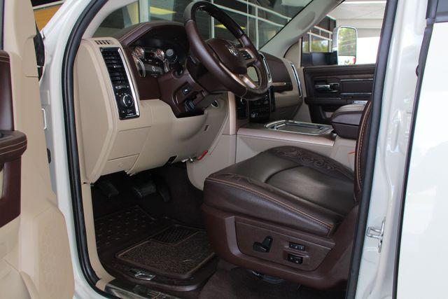 "2016 Ram 3500 Longhorn Mega Cab 4x4 - LIFTED - 22.5"" WHEELS! Mooresville , NC 33"