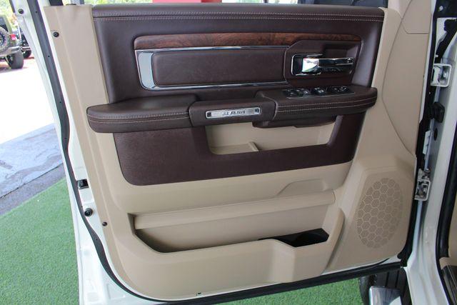 "2016 Ram 3500 Longhorn Mega Cab 4x4 - LIFTED - 22.5"" WHEELS! Mooresville , NC 51"