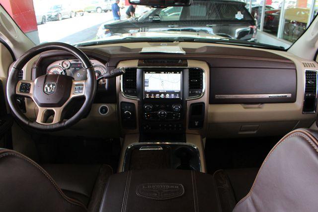 "2016 Ram 3500 Longhorn Mega Cab 4x4 - LIFTED - 22.5"" WHEELS! Mooresville , NC 31"