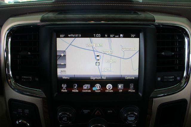"2016 Ram 3500 Longhorn Mega Cab 4x4 - LIFTED - 22.5"" WHEELS! Mooresville , NC 4"
