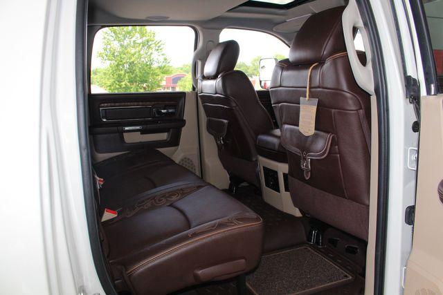 "2016 Ram 3500 Longhorn Mega Cab 4x4 - LIFTED - 22.5"" WHEELS! Mooresville , NC 49"