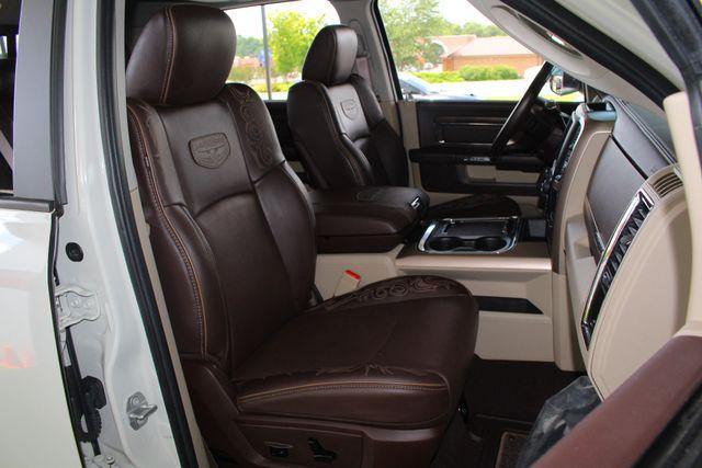 "2016 Ram 3500 Longhorn Mega Cab 4x4 - LIFTED - 22.5"" WHEELS! Mooresville , NC 13"