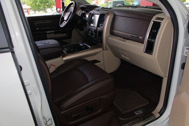 "2016 Ram 3500 Longhorn Mega Cab 4x4 - LIFTED - 22.5"" WHEELS! Mooresville , NC 35"