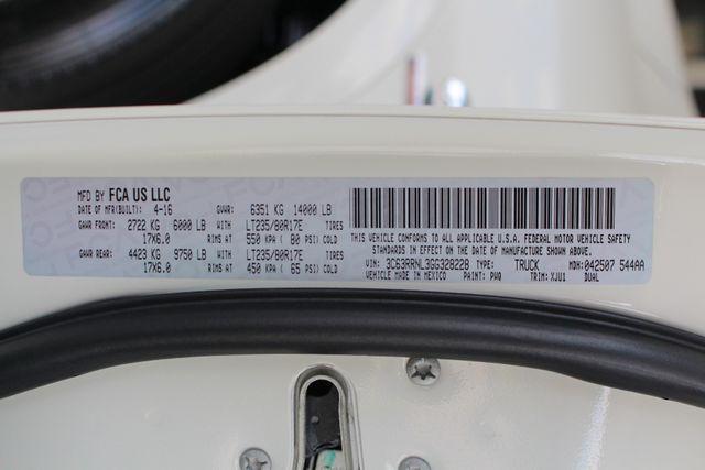 "2016 Ram 3500 Longhorn Mega Cab 4x4 - LIFTED - 22.5"" WHEELS! Mooresville , NC 57"