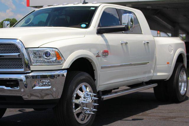 "2016 Ram 3500 Longhorn Mega Cab 4x4 - LIFTED - 22.5"" WHEELS! Mooresville , NC 28"