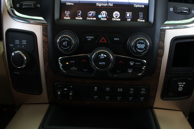 "2016 Ram 3500 Longhorn Mega Cab 4x4 - LIFTED - 22.5"" WHEELS! Mooresville , NC 43"