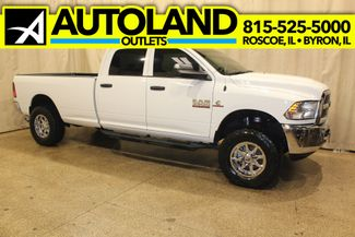 2016 Ram 3500 Tradesman Long Bed Diesel 4x4 Manual in Roscoe IL, 61073