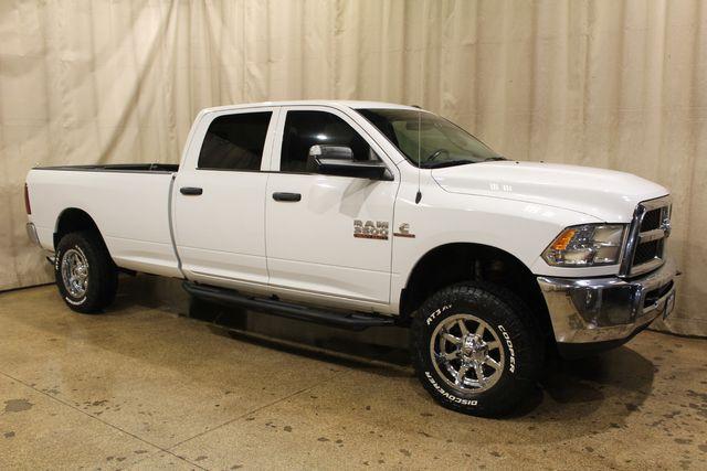 2016 Ram 3500 Tradesman Long Bed Diesel 4x4 Manual in Roscoe, IL 61073