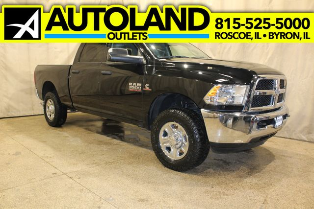 2016 Ram 3500 Tradesman Diesel 4x4 Manual 6 speed