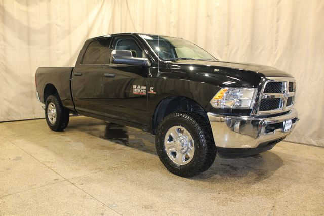 2016 Ram 3500 Tradesman Diesel 4x4 Manual 6 speed in Roscoe, IL 61073