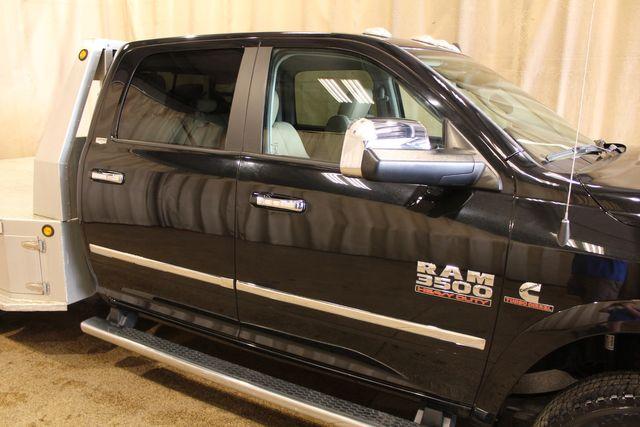 2016 Ram 3500 Flat Bed 4x4 Diesel Laramie Laramie in Roscoe, IL 61073