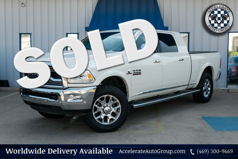 2016 Ram 3500 Longhorn Limited in Rowlett Texas