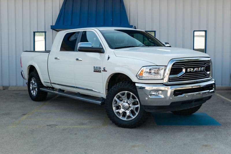2016 Ram 3500 Longhorn Limited in Rowlett, Texas