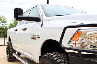 2016 Ram 3500 SRW Tradesman Crew Cab 4X4 6.7L Cummins Diesel 6 Speed Manual Sealy, Texas 2