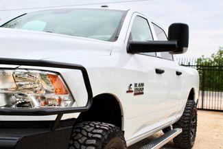 2016 Ram 3500 SRW Tradesman Crew Cab 4X4 6.7L Cummins Diesel 6 Speed Manual Sealy, Texas 4