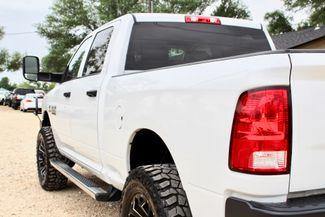 2016 Ram 3500 SRW Tradesman Crew Cab 4X4 6.7L Cummins Diesel 6 Speed Manual Sealy, Texas 8