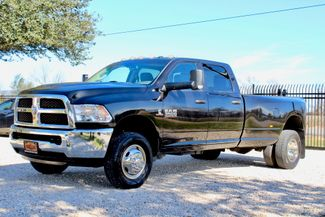 2016 Ram 3500 DRW Tradesman Crew Cab 4x4 6.7L Cummins Diesel 6 Speed Auto Sealy, Texas 5