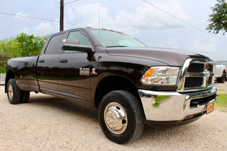 2016 Ram 3500 Tradesman Crew Cab 4x4 6.7L Cummins Diesel Aisin Auto Dually in Sealy, Texas 77474