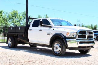 2016 Ram 4500 Tradesman Crew Cab 4x4 6.7L Cummins Diesel AISIN Auto Sealy, Texas 1