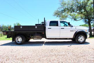 2016 Ram 4500 Tradesman Crew Cab 4x4 6.7L Cummins Diesel AISIN Auto Sealy, Texas 10