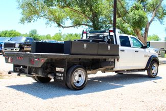 2016 Ram 4500 Tradesman Crew Cab 4x4 6.7L Cummins Diesel AISIN Auto Sealy, Texas 9
