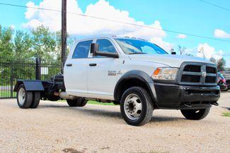 2016 Ram 5500 Tradesman Crew Cab 6.7L Cummins Diesel AISIN Auto Sealy, Texas 1