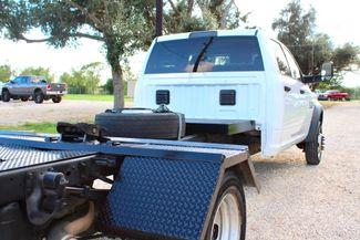 2016 Ram 5500 Tradesman Crew Cab 6.7L Cummins Diesel AISIN Auto Sealy, Texas 10