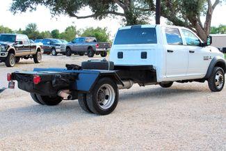 2016 Ram 5500 Tradesman Crew Cab 6.7L Cummins Diesel AISIN Auto Sealy, Texas 11