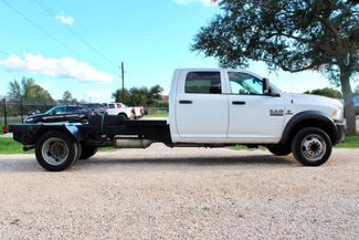2016 Ram 5500 Tradesman Crew Cab 6.7L Cummins Diesel AISIN Auto Sealy, Texas 12