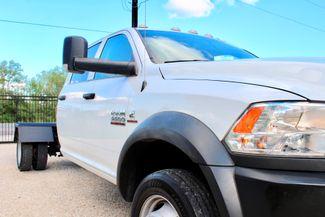 2016 Ram 5500 Tradesman Crew Cab 6.7L Cummins Diesel AISIN Auto Sealy, Texas 2