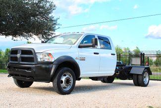 2016 Ram 5500 Tradesman Crew Cab 6.7L Cummins Diesel AISIN Auto Sealy, Texas 5