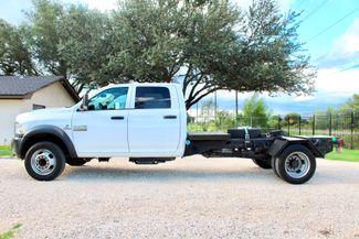 2016 Ram 5500 Tradesman Crew Cab 6.7L Cummins Diesel AISIN Auto Sealy, Texas 6