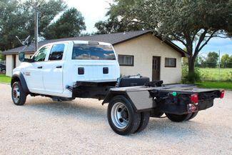 2016 Ram 5500 Tradesman Crew Cab 6.7L Cummins Diesel AISIN Auto Sealy, Texas 7