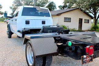 2016 Ram 5500 Tradesman Crew Cab 6.7L Cummins Diesel AISIN Auto Sealy, Texas 8