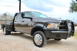 2016 Ram 5500 Tradesman Crew Cab 4X4 6.7L Cummins Diesel Aisin Auto CM Bed in Sealy, Texas 77474