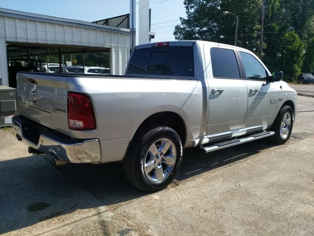 2016 Ram Crew Cab 4x4 1500 Big Horn Houston, Mississippi 4