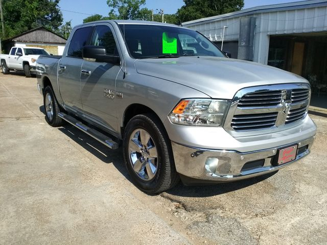 2016 Ram Crew Cab 4x4 1500 Big Horn Houston, Mississippi 1