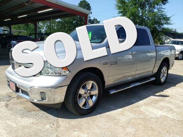 2016 Ram Crew Cab 4x4 1500 Big Horn Houston, Mississippi