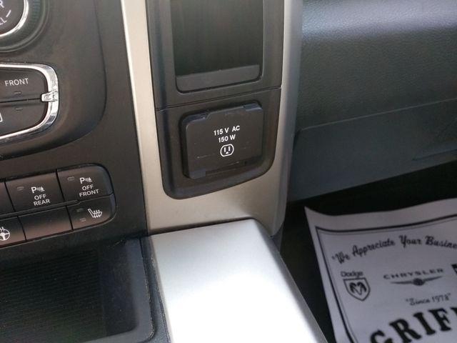 2016 Ram Crew Cab 4x4 1500 Big Horn Houston, Mississippi 16
