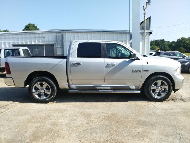 2016 Ram Crew Cab 4x4 1500 Big Horn Houston, Mississippi 2