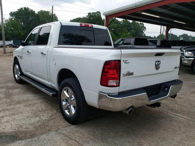 2016 Ram Crew Cab 4x4 1500 Big Horn Houston, Mississippi 5