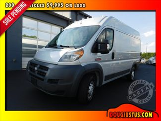 2016 Ram ProMaster Cargo Van 2500 HIGH in Airport Motor Mile ( Metro Knoxville ), TN 37777