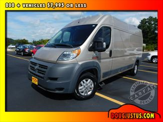 """2016 Ram ProMaster Cargo Van 2500 / 159"""" WB - HIGH ROOF in Airport Motor Mile ( Metro Knoxville ), TN 37777"""