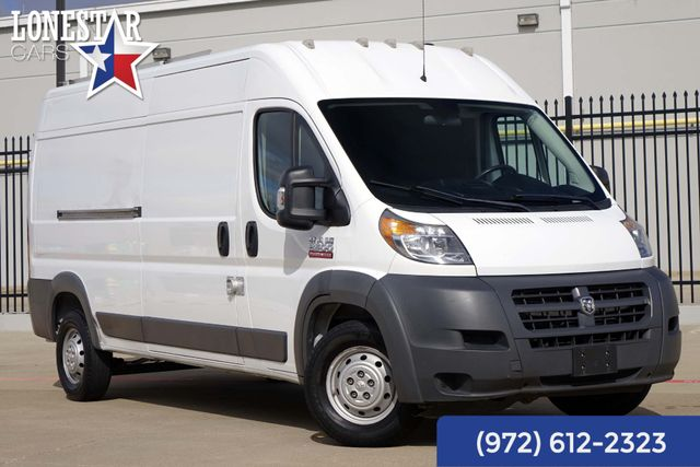 "2016 Ram ProMaster Cargo Van 2500 High Roof Clean Carfax 159"" Wheel Base in Plano Texas, 75093"