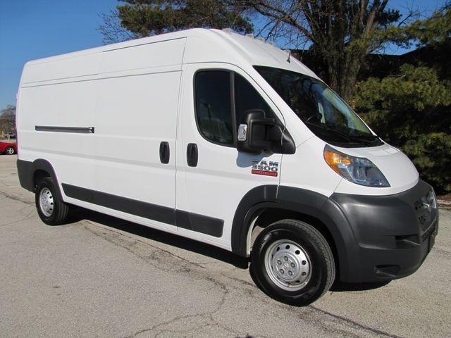 2016 Ram Diesel ProMaster Cargo Van  3500 Diesel St. Louis, Missouri 0