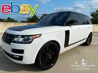 2016 Range Rover Lwb SUPERCHARGED LOW MILES in Woodbury, New Jersey 08093
