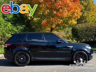 """2016 Range Rover Sport SUPERCHARGED 39K MILES 22"""" WHEELS LOADED MINT in Woodbury, New Jersey 08096"""